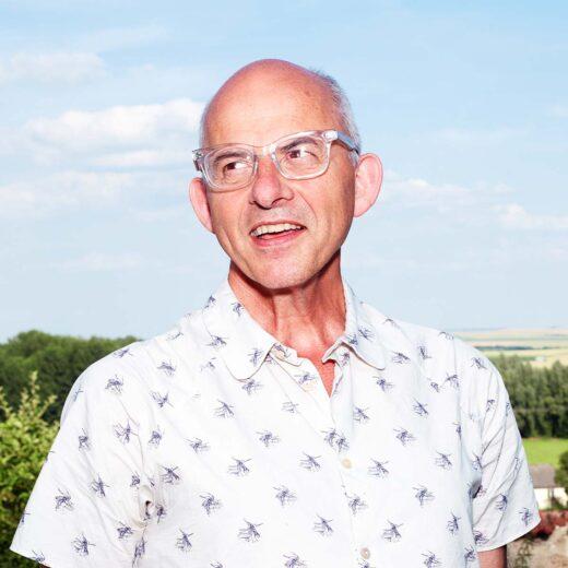 Het kloosterleven van Jan Ritsema (1945-2021): 'Ik woon in mijn eigen experiment'