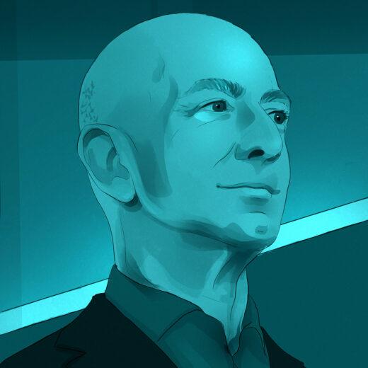 De revival van de guillotine: 'Je moet het systeem veranderen, niet Jeff Bezos onthoofden'